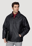 Mens Nappa Leather Jacket