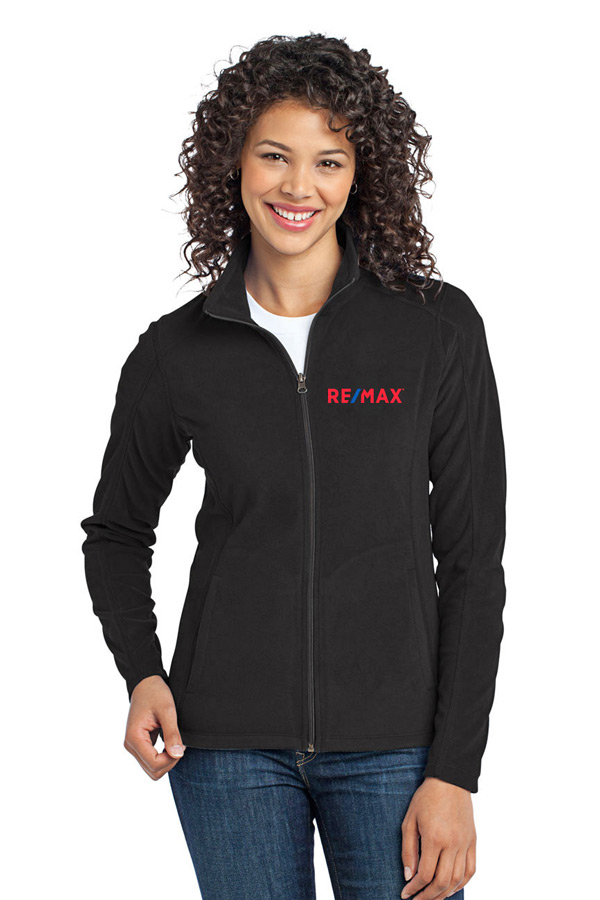 Microfleece Jacket (Ladies') (Black)