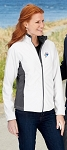 Port Authority® - Ladies Two-Tone Soft Shell Jacket -#1 RE/MAX