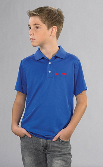 Nike Golf Youth Core jersey solid polo