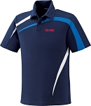 IMPACT MEN'S PERFORMANCE POLYESTER PIQUE COLOUR-BLOCK POLO