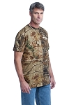 Men's Realtree® Explorer 100% Cotton T-Shirt with Pocket