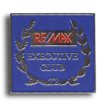 Executive Club Pin -  1 3/8