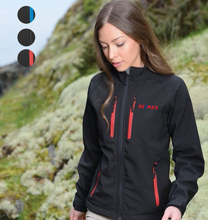 Ladies' Ellipse Softshell Jacket