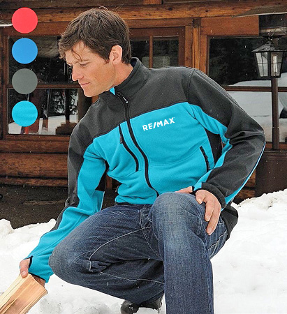 Men's Hybird Fleece Softshell Jacket
