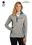 Eddie Bauer ® Ladies Sport Hooded Full-Zip Fleece Jacket