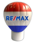 RE/MAX Balloon Stress Ball - 4in