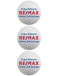 Wilson Golf Ball 3 Pack - Personalized