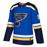 NHL Authentic Pro Jersey - St. Louis Blues
