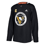 NHL Authentic Pro Practice Jersey - Pittsburgh Penguins