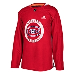 NHL Authentic Pro Practice Jersey - Montreal Canadiens