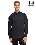 Men's Under Armour Tech Quarter-Zip - Black