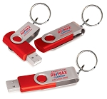 Axis USB Flash Drive - 4GB - Personalized