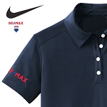Nike Dri-Fit Polo (Ladies') (Navy)