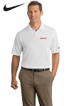 Nike Dri-Fit Polo (Men's) (White)