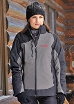 Ladies' 3-In-1 Seam-Sealed Jacket With Insulated Liner