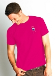 Men's Pink Ribbon T-Shirt - Awareness