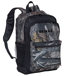 Stalk Woodland Camo Backpack