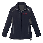 Ladies' ortega insulated softshell jacket