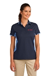 Ladies Dry Zone™ Colorblock Ottoman Polo