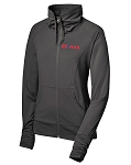 Ladies' Stretch Full-Zip Jacket