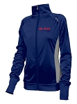 Reebok - WOMEN'S CORPORATE DELTA TRICOT TRACK JACKET