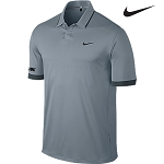 Men's Nike TW Perforated Polo