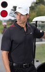 Men's TW velocity max glow framing polo
