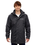 Men's Enroute Textured Insulated Jacket with Heat Reflect Technology