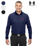 Men's Under Armour Performance Long Sleeve Polo