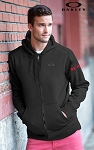 OAKLEY Full Zip Hooded Fleece