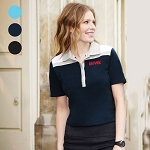 Ladies' Gydan Short Sleeve Polo