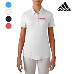 Ladies' Essentials Heather Short Sleeve Polo