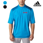 Men's Adidas Club Short Sleeve Wind Jacket