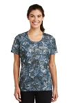 Ladies' Mineral Freeze Tee - True Royal