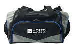 Awesome Gear Sports Bag - Blue - MOTTO