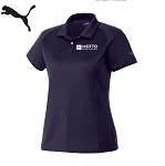 Ladies' PUMA ESS Golf Polo 2.0 - MOTTO