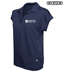 Ladies' OGIO® MICROSTRIPE POLO - MOTTO