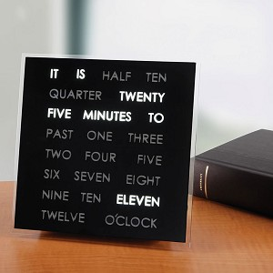 The Reading Time Clock