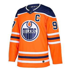 NHL Authentic Pro Jersey - Edmonton Oilers