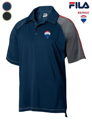 FILA Men's Le Mans Polo