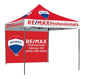 Custom 10' x 10' Tent - Personalized
