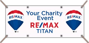 Event Banner (Small) - Personalized