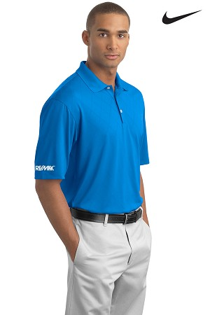 Men's Nike Golf - Dri-FIT Cross-Over Texture Polo