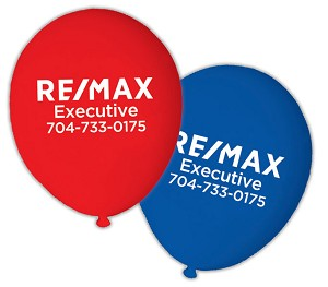 "11"" RE/MAX Balloons - Personalized"