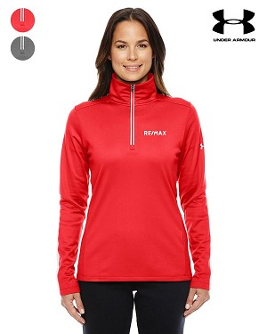 Ladies' Under Armour Qualifier Quarter-Zip