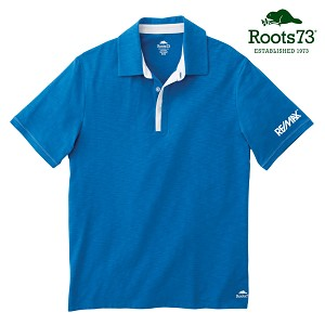 Roots 73 Men's Stillwater Short Sleeve Polo