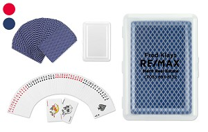 Playing Cards In Case - Personalized