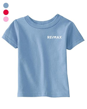 Toddler Short-Sleeve Jersey T-Shirt