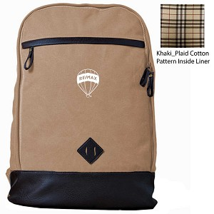Kensington Executive Backpack - Khaki